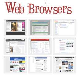 List of web browsers